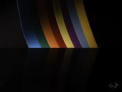 astratto 🌈 (Antonio Iacobelli (Jacobson-2012)) Tags: raimbow astratto abstract cartoncini colors colored bari fujifim gfx50r mediumformat fujinon 120mm