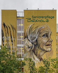 - #stopwilderei - (PAPFOO) Tags: streetart stopwilderei herakut berlin streetartberlin graffiti mural