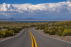 fantastic road to Mono Lake (kleiner_eisbaer_75) Tags: mono lake usa california kalifornien see water wasser strase road trip reise travel ngc