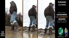 Dans la boue, en cuissardes le Chameau (pascal en bottes) Tags: bottescaoutchouc rubberboots stivalidigomma gummistiefel wellies gumboots bottes botas laarzen stivali stövler boots stiefel wellingtonboots pascal pascallebotteux rainboots httpbottescaoutchoucfreefr boue boueux dirty dirtyboots dirtyjeans stinky mud muddy muddyboots pleignes pluie pluvieux fumier farm farmboy farmhand ferme paysan crade crasseux jeanscrades bottesencaoutchouc cap casquette wet cuissardes cuissardescoupées botteslechameau lechameauboots lechameau bottescaoutchoucfreefr cizme ciszme cižmy diapered wellington galochas gomma gummistövlar gumicsizma gummicizme gumicizme