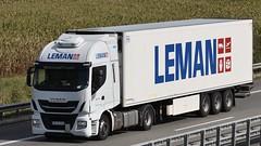 RO - Leman Iveco Stralis (BonsaiTruck) Tags: leman iveco stralis lkw trucks latswagen camion caminhoes