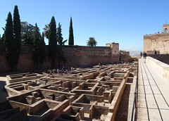 Alhambra — Alcazaba 5 (Jan-Tore Egge) Tags: spania spanien españa espainia hispanio espagne spagna spanje espanha spain andalucía andalucia andalusia andalusien andaluzia andalousie granada alhambra alcazaba