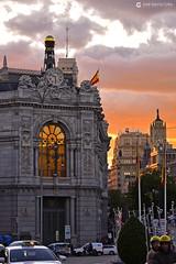 20191118 Madrid-Calle Alcalá (8) R01 (Nikobo3) Tags: europa españa madrid callealcalá urban lacibeles puestadesol street paisajeurbano arquitectura travel viajes nikon nikobo joségarcíacobo nikond610 d610 nikon703004556vr