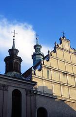 Dominican Church, Lublin (Niall Corbet) Tags: poland lublin church