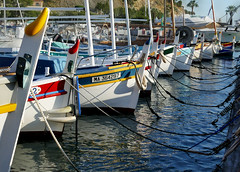 Oh ! Mon bâteau Oh Oh Oh - PSP**** (Le.Patou) Tags: color psp boat ship provence bateau cassis pêche bouchesdurhône flotille fz1000 haven port colored fleet docked dockside