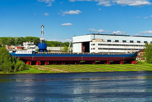 Volga River 215 ©  Alexxx Malev