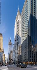 42nd Street (20191129-DSC01257-Edit) (Michael.Lee.Pics.NYC) Tags: newyork 42ndstreet chryslerbuilding onevanderbilt thirdavenue construction architecture cityscape skyline skyscraper shiftlens sony a7rm4 laowa12mmf28 magicshiftconverter
