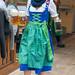 Beer servers at the 2019 Oktoberfest