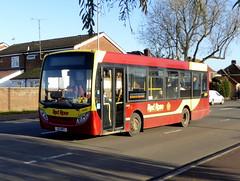 Photo of 50505 / E6 RRT - Alexander Dennis Enviro200 - Red Rose Travel - Aylesbury 29Nov19