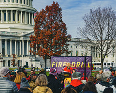 2019.11.29 Fire Drill Fridays with Jane Fonda, Washington, DC USA  333 115041