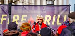 2019.11.29 Fire Drill Fridays with Jane Fonda, Washington, DC USA  333 115062