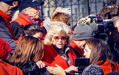 2019.11.29 Fire Drill Fridays with Jane Fonda, Washington, DC USA  333 115094
