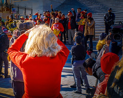 2019.11.29 Fire Drill Fridays with Jane Fonda, Washington, DC USA  333 115114