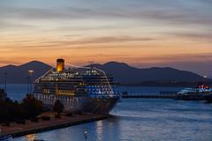 Costa Deliziosa Piraeus (Tom van der Heijden) Tags: 60d athene canon canoneos60d cruise eos eos60d piraeus griekenland greece port costadeliziosa