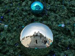 Christmas baubles (auroradawn61) Tags: christmas christmassy bournemouth dorset uk england november 2019 lumixgx80