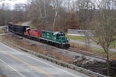 y&s 2 046 (Fan-T) Tags: ys2 ys youngstown southern southeastern railroad ibcx gp16 1706 222emd geep shortline