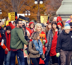 2019.11.29 Fire Drill Fridays with Jane Fonda, Washington, DC USA  333 115024