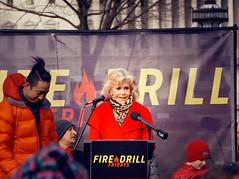 2019.11.29 Fire Drill Fridays with Jane Fonda, Washington, DC USA  333 115032