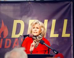 2019.11.29 Fire Drill Fridays with Jane Fonda, Washington, DC USA  333 115043