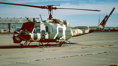 HindSight (Al Henderson) Tags: 01 7422459 aviation barstow barstowdaggett bell california fortirwin h1 helicopter huey juh1h nationaltrainingcentre planes uh1h usarmy usa westcoast