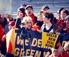 2019.11.29 Fire Drill Fridays with Jane Fonda, Washington, DC USA  333 115108