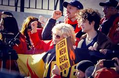 2019.11.29 Fire Drill Fridays with Jane Fonda, Washington, DC USA  333 115110