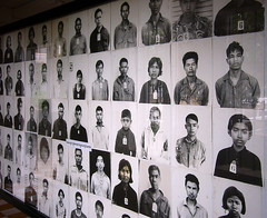 Mugshots for the Record (Wolfgang Bazer) Tags: mugshots mug shots nhem en ein tuol sleng genocide museum phnom penh khmer rouge s21 torture execution prison cambodia kambodscha südostasien southeast asia asien