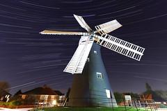Holgate Windmill 103 Image Star Trail