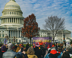 2019.11.29 Fire Drill Fridays with Jane Fonda, Washington, DC USA  333 115033
