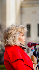 2019.11.29 Fire Drill Fridays with Jane Fonda, Washington, DC USA  333 115057