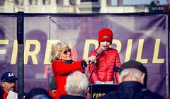 2019.11.29 Fire Drill Fridays with Jane Fonda, Washington, DC USA  333 115069