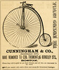 1881 Bicycle Ad