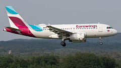 D-AGWK Eurowings Airbus A319-132 (-TK PHOTOGRAPHY-) Tags: dagwk eurowings airbus a319132 planespotting canon 7d cologne aviation airport germany flickr airplane