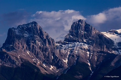 The Three Sisters,  1F0B8187 (VidarSig) Tags: canadianrockies canada canmore alberta 51°01′30″n115°20′00″w