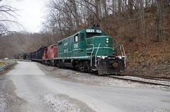 y&s 2 069 (Fan-T) Tags: ys2 ys youngstown southern southeastern railroad ibcx gp16 1706 222emd geep shortline