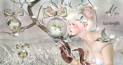 Little Worlds (roxi firanelli) Tags: 8f8 thearcade coco vco cureless truth gacha secondlife