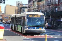 IMG_1726 (GojiMet86) Tags: mta nyc new york city bus buses 2012 lf60102 lfs lfsa 5878 m101 125th street 5th avenue
