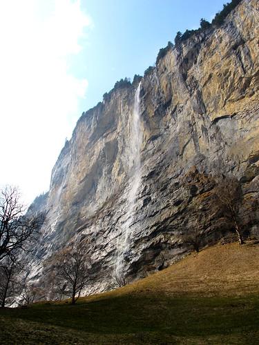 Staubbachfälle, Lauterbrunnen