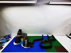 Lego Castle Build Video Update #1 (ben_pitchford) Tags: legolegobuildlegobrickslegoideaslegomocmedievalartmedievalcastlecastledilapidatedbricknetwork