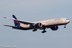 Aeroflot - Russian Airlines | VQ-BQE | Boeing 777-3M0/ER | JFK | KJFK (Trevor Carl) Tags: aircraft alltypesoftransport newyork vqbqe airlinersnet airplane photo unitedstatesofamerica plane 7773m0er aeroflotrussianairlines aviation jfk newyorkcity kjfk 41683 boeing newyorkjohnfkennedy avgeeks transport