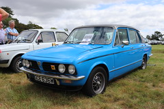 Triumph Dolomite Sprint GCE636W (Andrew 2.8i) Tags: festival unexceptional buckinghamshire middle claydon meet show coche voitures voiture autos auto cars british saloon sedan bl britishleyland sports sprint dolomite triumph gce636w