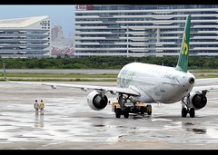 A320-214/SL   Spring Airlines   B-8645   XMN (Christian Junker   Photography) Tags: nikon nikkor d800 d800e dslr 70200mm aero plane aircraft airbus a320214sl a320200sl a320200 32a 320 a320 32s springairlines airspring 9c cqh 9c8838 cqh8838 airspring8838 b8645 narrowbody lowcostcarrier lcc undertow tug rain airline airport aviation planespotting 7099 xiameninternationalairport gaoqi zsam xmn xiamen fujian china asia terminal4 t4 departurearea christianjunker flickraward flickrtravelaward zensational worldtrekker superflickers
