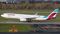 OO-SFJ-2 A333 DUS 201911