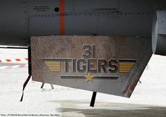 2019_05_18_IMG_0104 (jeanpierredewam) Tags: generaldynamic f16am fightingfalcon fa116 880041 belgianairforce 31smaldell 31tiger nato ntm2019