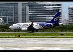 B737-7LY/WL | Kunming Airlines | Tengchong | B-1461 | XMN (Christian Junker | Photography) Tags: nikon nikkor d800 d800e dslr 70200mm aero plane aircraft boeing 7377lywl 737700wl 737700 737 73w b737 kunmingairlines kunmingair ky kna ky3016 kna3016 kunmingair3016 b1461 narrowbody winglet tengchong specialscheme specialcolour speciallivery departure takeoff 05 rain airline airport aviation planespotting 44394 6578 443946578 xiameninternationalairport gaoqi zsam xmn xiamen fujian china asia terminal4 t4 departurearea christianjunker flickraward flickrtravelaward zensational worldtrekker superflickers