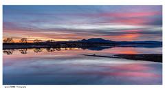 Sunset (Ignacio Ferre) Tags: embalsedesantillana santillanareservoir manzanareselreal madrid españa spain landscape paisaje naturaleza nature sunset puestadesol anochecer nikon