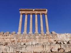 Baalbek: Temple of Jupiter