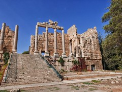 Entrance to Baalbek