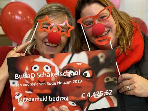 Rode Neuzendag #hetbedrag #Schakelschool #2019-2020