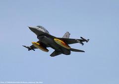 2019_05_22_IMG_10040 (jeanpierredewam) Tags: generaldynamic f16bm fightingfalcon fb15 803590 belgianairforce 31smaldell 31tiger nato ntm2019